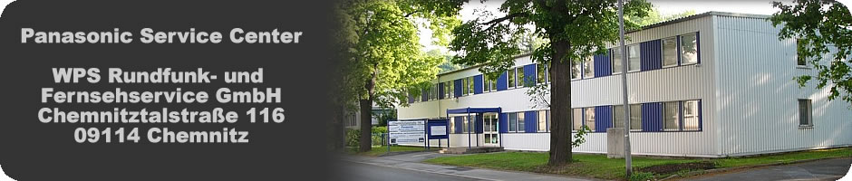 Panasonic Service Center Chemnitz